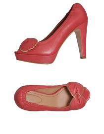 SEE BY CHLOÉ - Courts with open toe