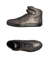 GIORGIO ARMANI - High-top trainers