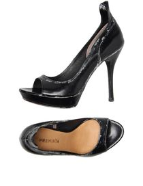 PREMIATA - Pumps with open toe