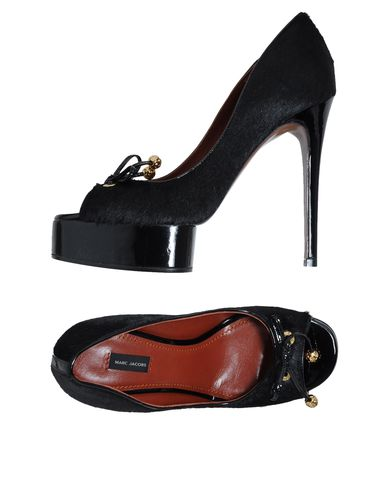 MARC JACOBS - Pumps with open toe