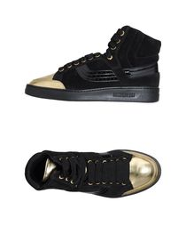 BIKKEMBERGS - High-top trainers
