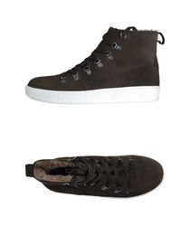 DIRK BIKKEMBERGS SPORT COUTURE - High-top sneaker