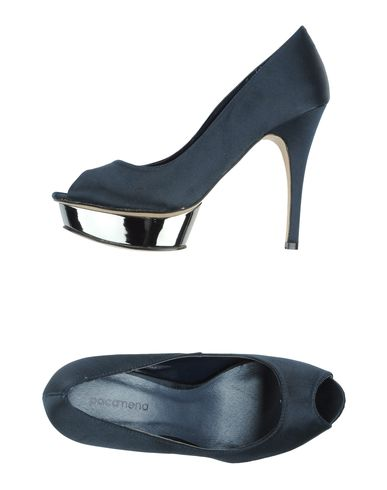 PACOMENA - Pumps with open toe