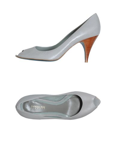 PATRIZIA PEPE - Pumps with open toe