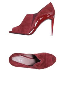 ARMANI COLLEZIONI - Courts with open toe