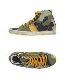 DANIELE ALESSANDRINI - High-top sneaker