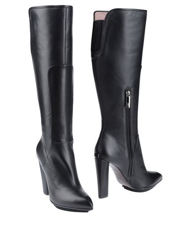 ARMANI COLLEZIONI - High-heeled boots
