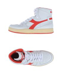 DIADORA HERITAGE - High-top sneaker