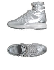 HOGAN by KARL LAGERFELD - High-top sneaker