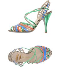 ERNESTO ESPOSITO - High-heeled sandals