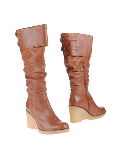 BRONX - High-heeled boots