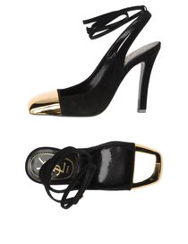 YSL  RIVE GAUCHE - Closed-toe slip-ons