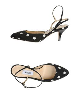 MOSCHINO - CALZATURE - Decolletes slingback