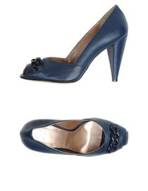 GF FERRE' - Pumps with open toe