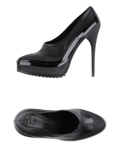 BURBERRY - Platform pumps