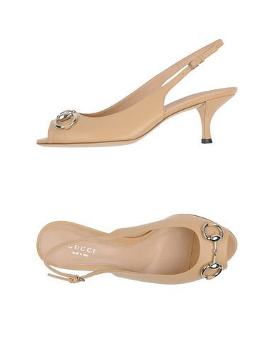 GUCCI - Slingbacks