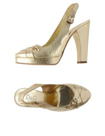 D&G - Closed-toe slip-ons