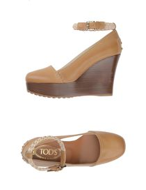 TOD'S - Closed-toe slip-ons