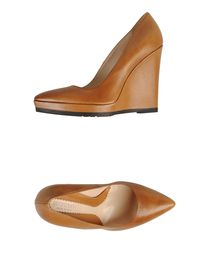SPORTMAX - Closed-toe slip-ons