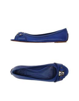 TORY BURCH - CALZATURE - Ballerine open toe