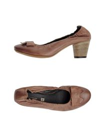 ALBERTO FERMANI - Closed-toe slip-ons