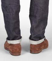 Calf Suede York Shoe