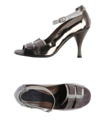 MARNI - Courts with open toe