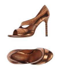 BOTTEGA VENETA - Closed-toe slip-ons