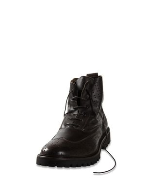 Shoes DIESEL BLACK GOLD: BRUCE-HB