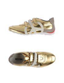 MOSCHINO - Low Sneakers & Tennisschuhe