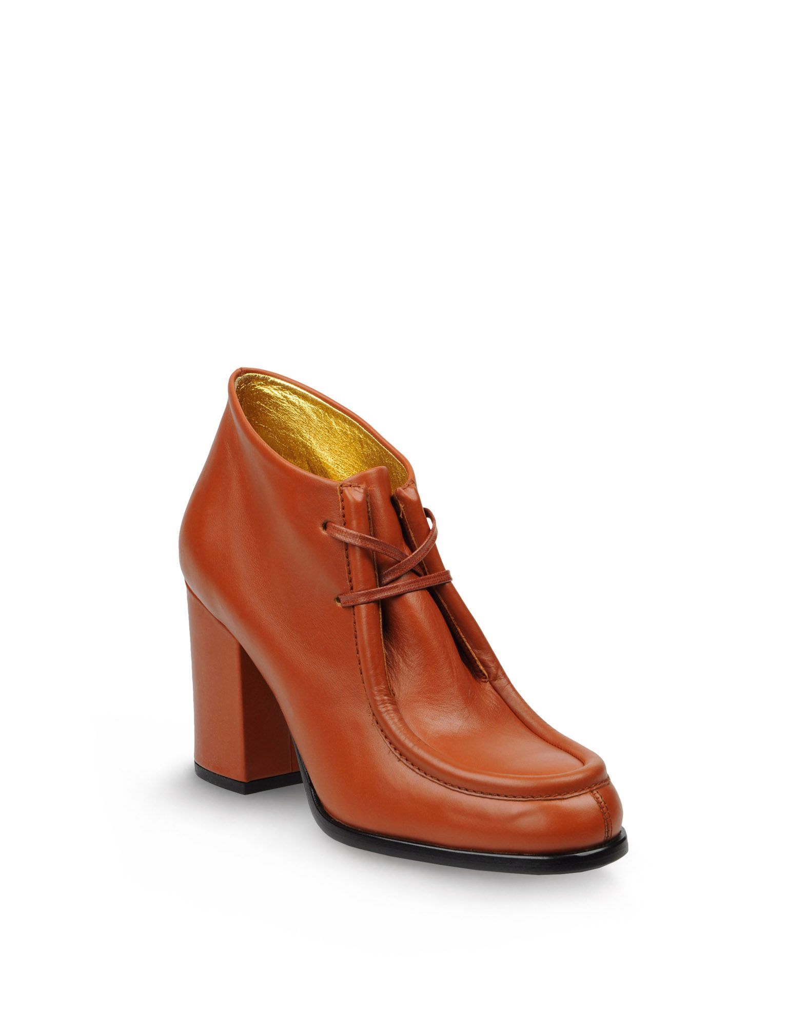 Ankle boots - JIL SANDER NAVY Online Store