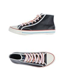 PAUL SMITH JEANS - High-top trainers