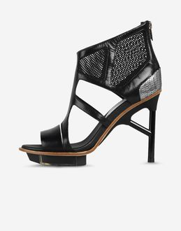 Y-3 - High-heeled sandals