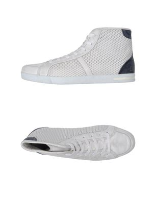 DOLCE &amp; GABBANA - High-top sneaker