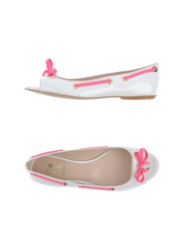 LOVE MOSCHINO - CALZATURE - Ballerine open toe