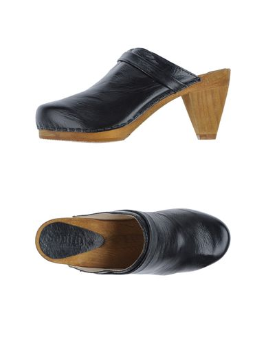 SANITA - Open-toe mule