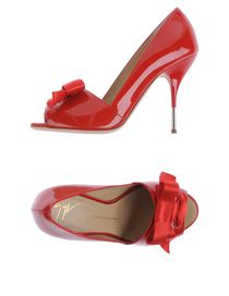 GIUSEPPE ZANOTTI DESIGN - Courts with open toe