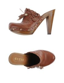 GUESS - Open-toe mules