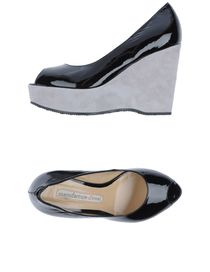 MANUFACTURE D'ESSAI - Closed-toe slip-ons