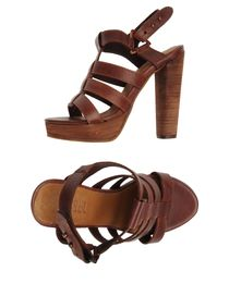 DIESEL - Platform sandals