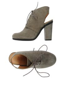 MM6 by MAISON MARTIN MARGIELA - Laced shoes