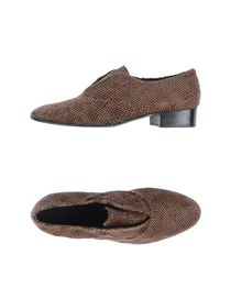 LES PRAIRIES DE PARIS - Moccasins with heel