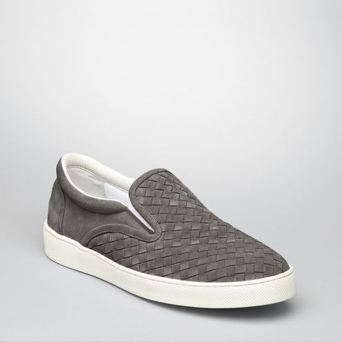 TrainersShoesLeather Bottega Veneta®