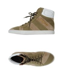 ROBERTO CAVALLI - High-top sneaker