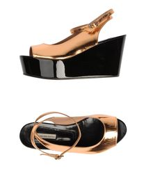 DRIES VAN NOTEN - Wedge