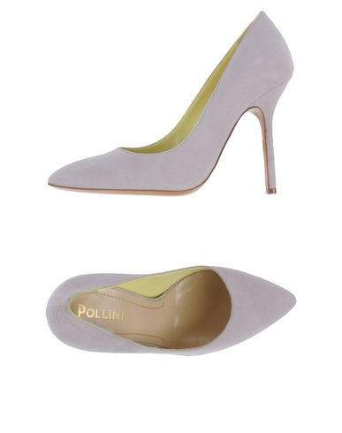 POLLINI - Closed-toe slip-ons