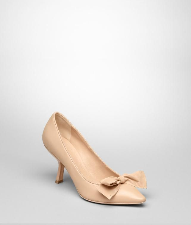 BOTTEGA VENETA Goatskin Pump Heels and wedges D fp