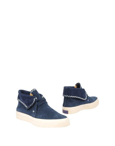 VISVIM - High-top dress shoe