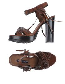 RALPH LAUREN COLLECTION - Platform sandals