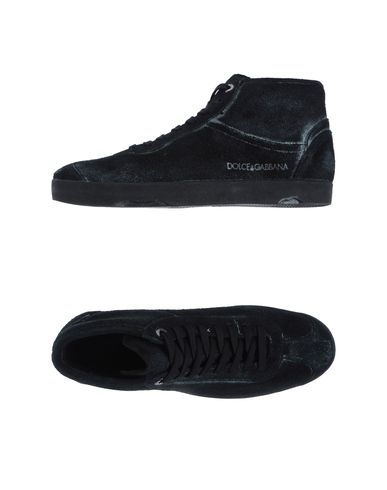 DOLCE & GABBANA - High-top sneaker